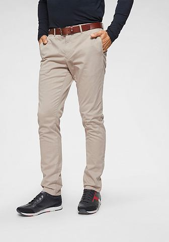TOMMY HILFIGER Брюки »SLIM BLEECKER брюки узкие...