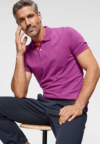 GANT Кофта-поло »Contrast Collar PIQ ...