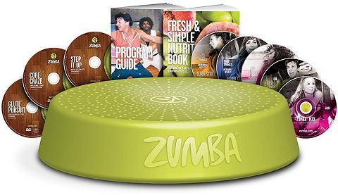 Zumba® фитнес Workout DVD комплект...