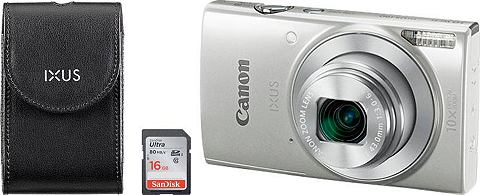 CANON »Ixus 190« Superzoom-Kamer...