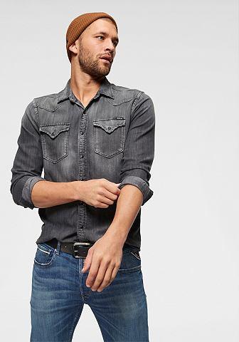 REPLAY Рубашка джинсовая