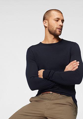 Пуловер с круглым вырезом »TOWER...