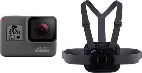 GOPRO »HERO Chesty Bundle« Actio...