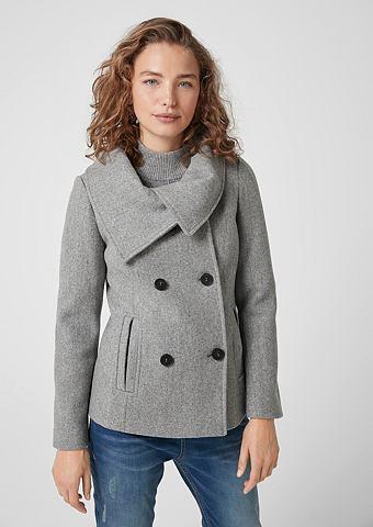 Zweireiher-Jacke из Wollmix