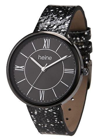 Heine Часы наручные браслет с блеск