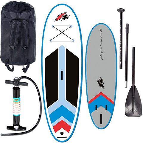 F2 Inflatable SUP-Board »I- SUP Sta...