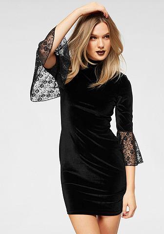 MELROSE Платье бархатное