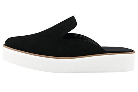 Туфли с стельки в Kontrastfarbe