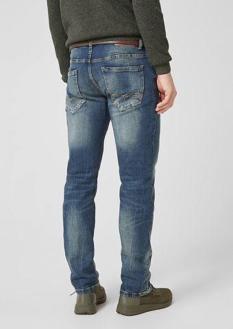 Tubx Regular: джинсы с ремень