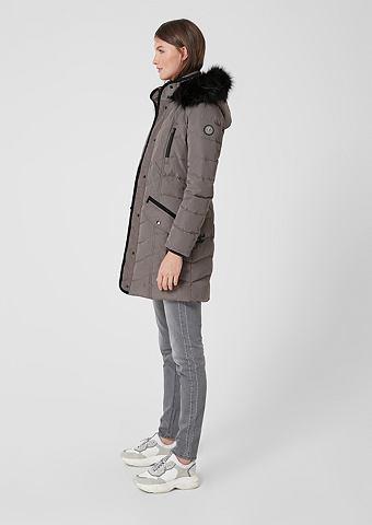 S.OLIVER RED LABEL Пальто пуховое с искусственная для