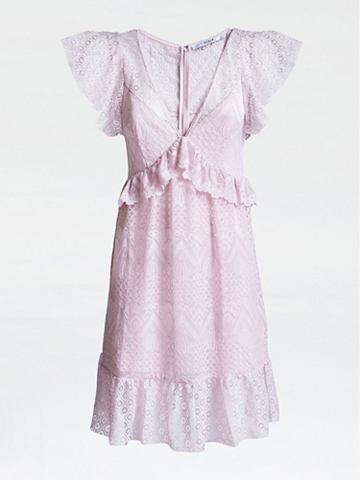 GUESS Платье с воланами