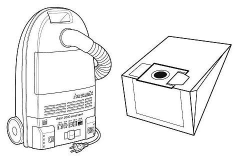 1 фильтр вытяжной вентиляции passend д...