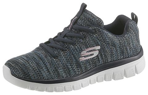 SKECHERS Кроссовки »Graceful - Twisted Fo...