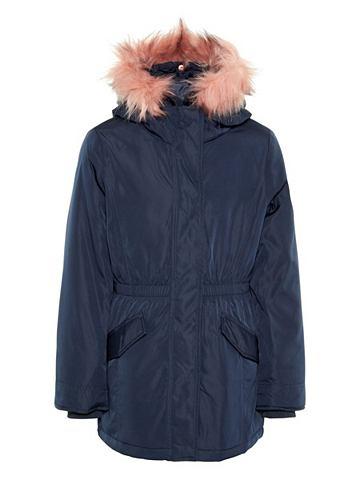 Wattierter куртка зимняя