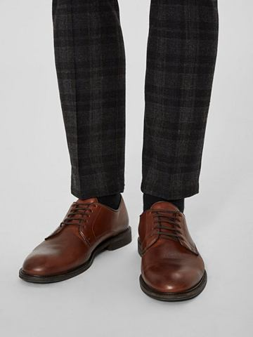 SELECTED HOMME Derby ботинки