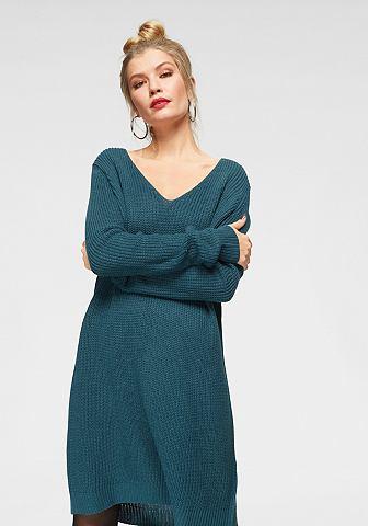 JACQUELINE DE YONG Платье трикотажное »BASKILLE&laq...