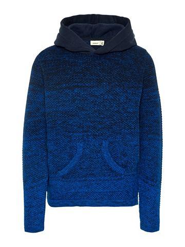 Mehrfarbiger вязаный пуловер