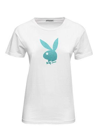 Кофта с круглым вырезом с Bunny-Motiv