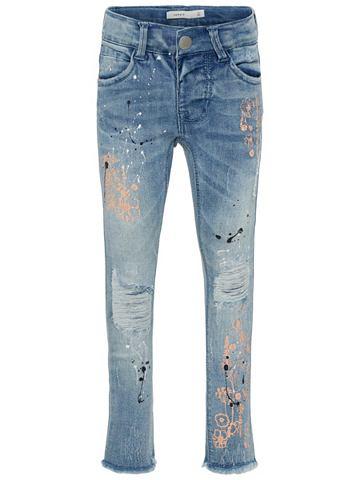 Облегающий форма Super Stretch джинсы