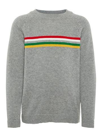В полоску Baumwoll пуловер