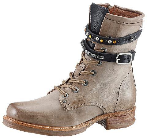A.S.98 Ботинки со шнуровкой
