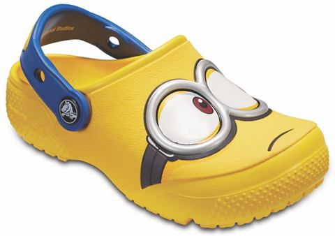CROCS Сабо » Fun Lab Minions Clog&laqu...