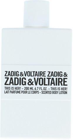 ZADIG & VOLTAIRE лосьон для тела &...