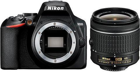 NIKON »D3500 + AF-P DX 18?55 VR«...