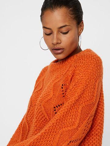 VERO MODA Gemusterter трикотажный пуловер