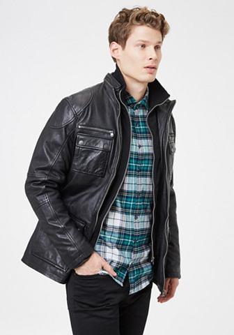 Куртка кожаная Кожаная куртка с austre...