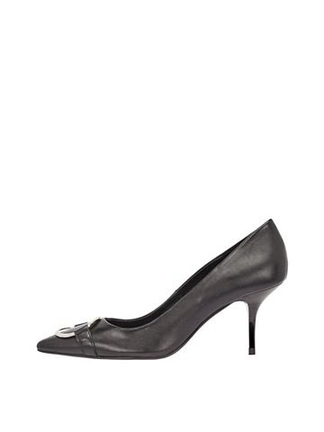 BIANCO ALEIA кружева кожа туфли
