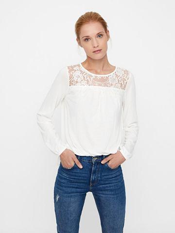 VERO MODA Spitzen блуза