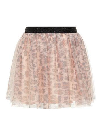 Gemusterter тюль юбка