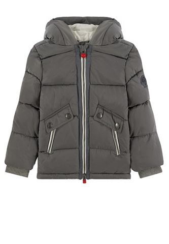 Пальто с капюшон