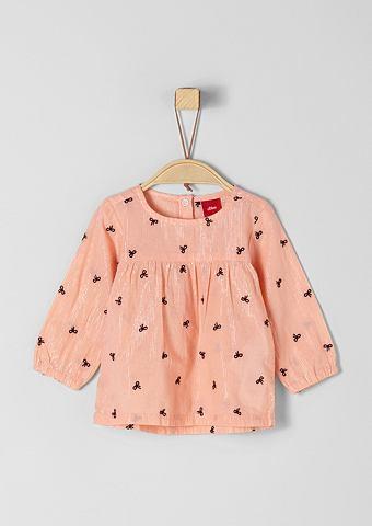 Вышитый блуза с Glitzerstreifen для Ba...