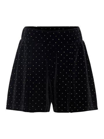 Verzierte Velours шорты