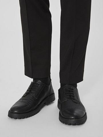 Кожа ботинки