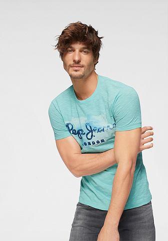 PEPE JEANS Pepe джинсы футболка »Golders&la...
