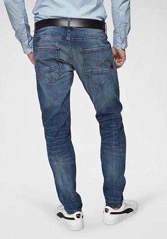 G-STAR RAW Узкие джинсы »D-Staq 3D узкий Fi...