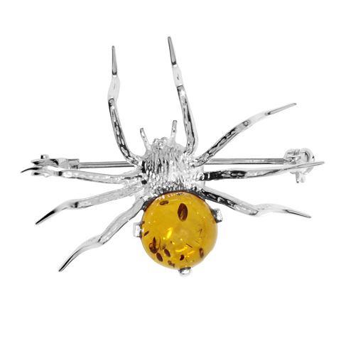 Брошь »Spinne Silber 925/000 Ber...