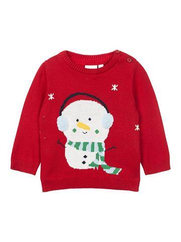 Weihnachts трикотажный пуловер