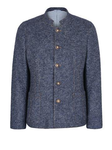 Пиджак с классические воротник стойка