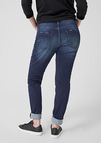 Красивая Boyfriend: джинсы стрейч