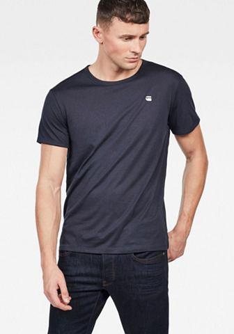 Блуза с круглым вырезом »Base&la...
