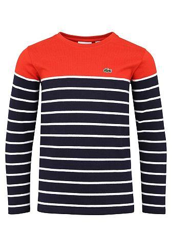 LACOSTE Трикотажный пуловер