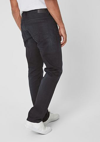 S.OLIVER RED LABEL Scube Relaxed: Coloured-Denim
