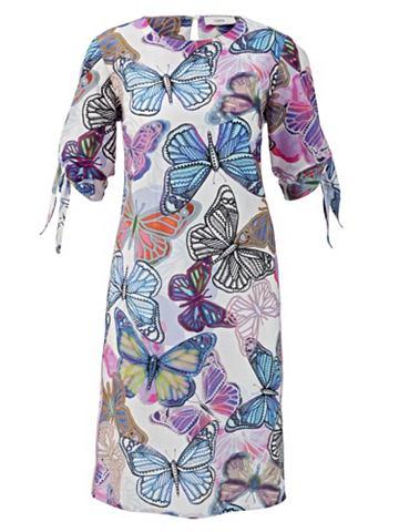 heine STYLE Платье с Schmetterlingsprint