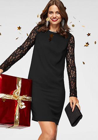 LAURA SCOTT Кружевное платье