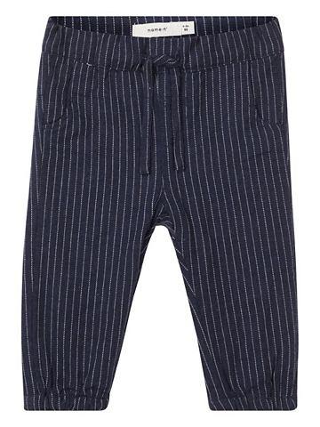 NAME IT Baumwoll с кантом брюки