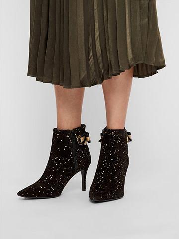 BIANCO AGATE кожаная ботинки